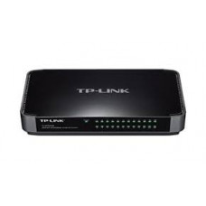TP-LINK TL-SF1024M 24port 24xTP 10/100Mbps 24port switch desktop plast